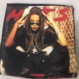 Used, Aaliyah 1994  Vintage Hip Hop T-shirtNWT for sale